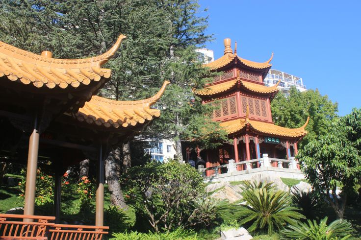 #Sydney In A Day. Chinese Gardens