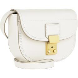 3.1 Phillip Lim Pashli Mini Saddle Belt Bag Antique White in weiß Umhängetasche für Damen 3.1 Philli