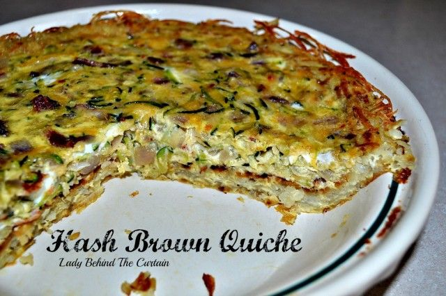 17 Best Images About Quiche Vegetable Cheese Quiche
