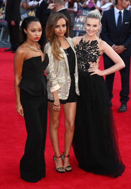 These girls though!!!! Love them!!! @Perrie Edwards is my fave dress!! LOVE HER AND HER STYLE!!!!