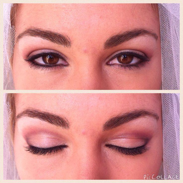Make up novia caracterización