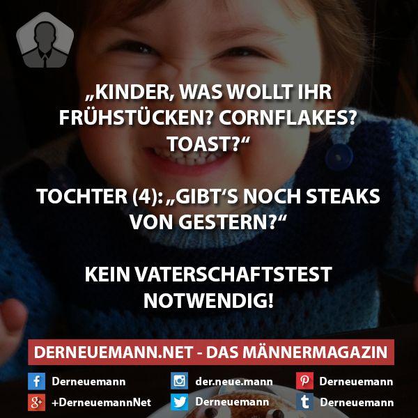 Tochter #derneuemann #humor #lustig #spaß #sprüche #essen