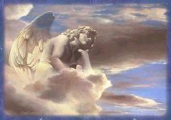 How comforting to know that they are close and look over us.  Our angels..