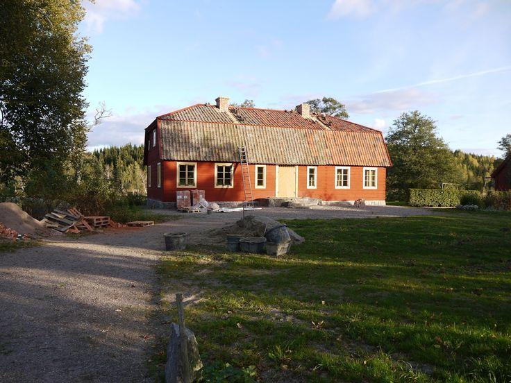 Mora palkmaja Rootsis