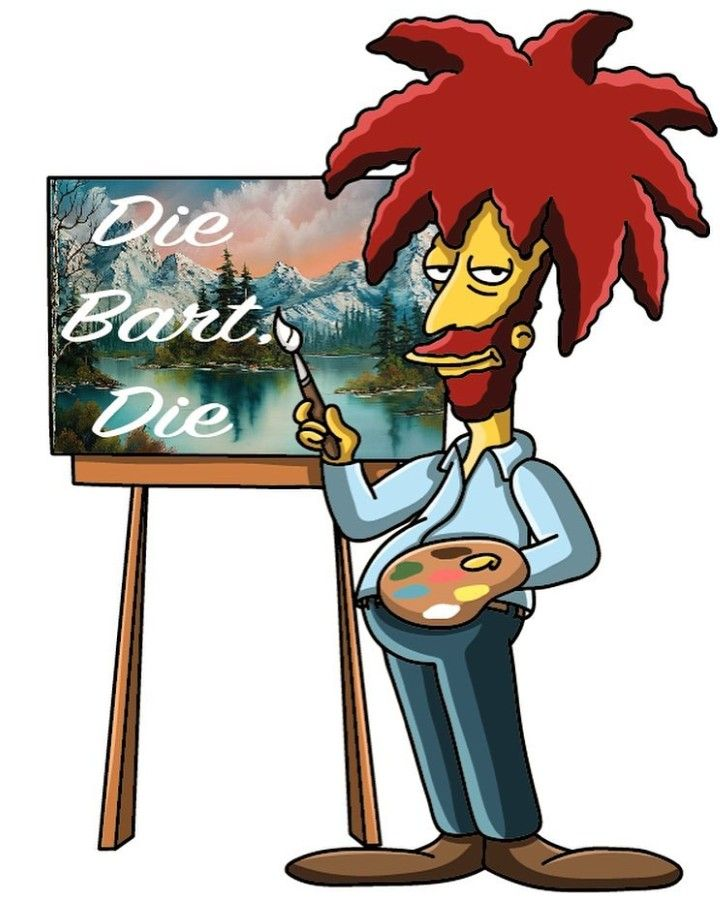 Sideshow Bob The Simpsons Profile Sideshow Bob In 2019 The