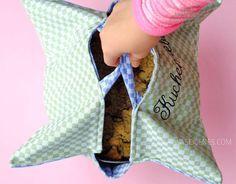 DIY Kuchentasche | Tasche zum Transport von Kuchen selber naehen | waseigenes.com Blog | Oktober 2016