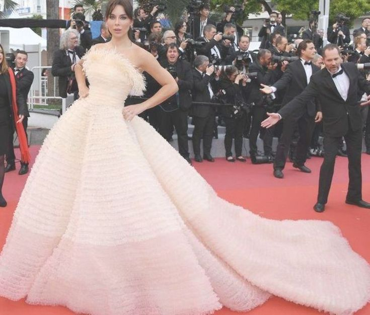 The 21 best looks celebrities have worn to the Cannes Film