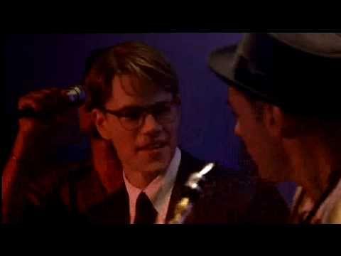 Fiorello & Matt Damon & Jude Law-Tu vo' fa' l'Americano - As seen in the 1999 film 'The Talented Mr Ripley' - YouTube