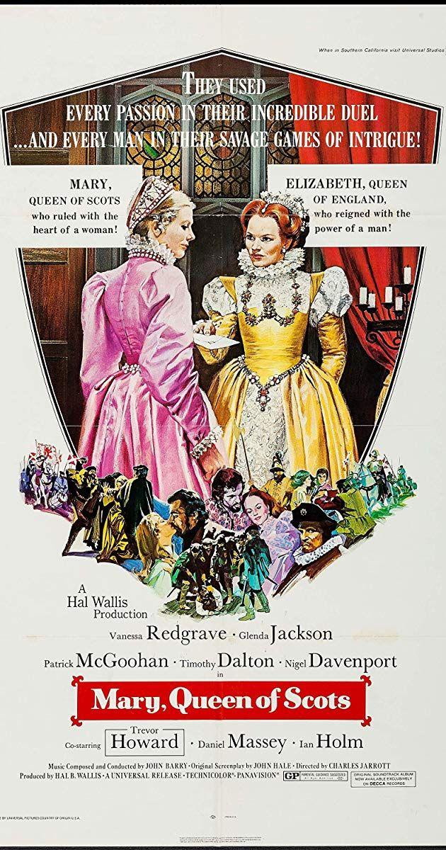 Mary Queen Of Scots 1971 Imdb Scots Glenda Jackson Vanessa Redgrave