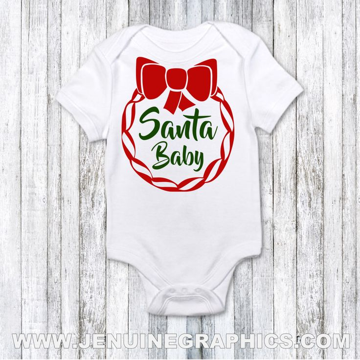 8 best jewish baby onesies images on pinterest babies clothes items similar to santa baby onesie first first christmas baby onesie christmas gift jenuine graphics montreal on etsy negle