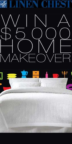 Win a $5,000 Home Makeover from Linen Chest *Contest Closes on August 31* http://womenfreebies.ca/contest/home-makeover-linen-chest/: Chest Contest, Lady Luck, Linens Chest, Contest Close, August 31