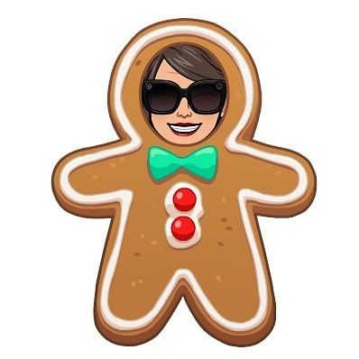 Happiest of tasty holidaze!!           #holiday #holidaze #christmas #kwanzaa #channukah #yule #holidaycookies #wearewhatweeat #holidays #holidayfun #tasty