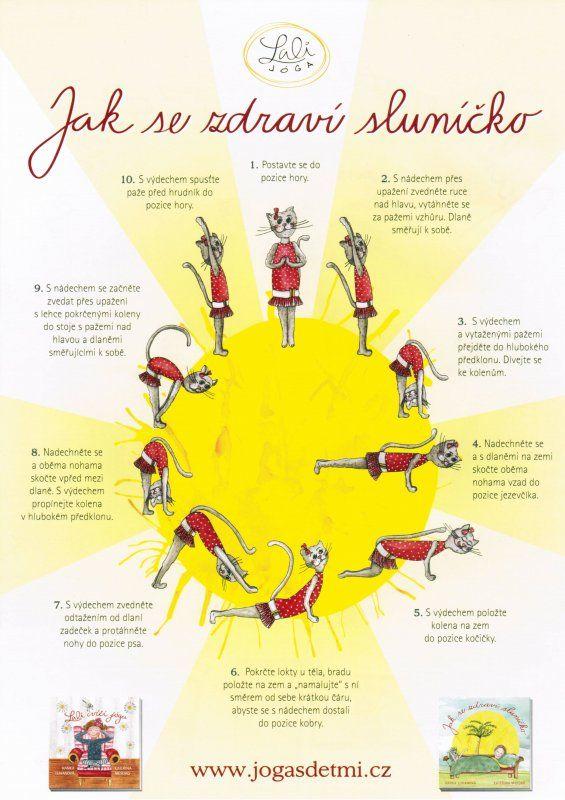 jak se zdraví sluníčko