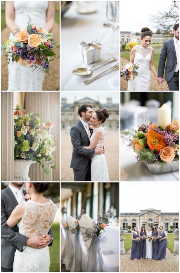 145 best wedding mood boards images on pinterest wedding blog elegant country house wedding in england junglespirit Choice Image