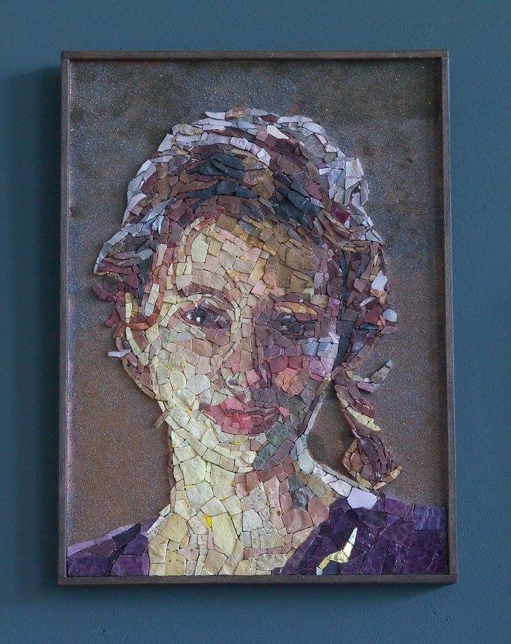 Art Décor: Pin By Charlotte Grace On Mosaic Wall Art