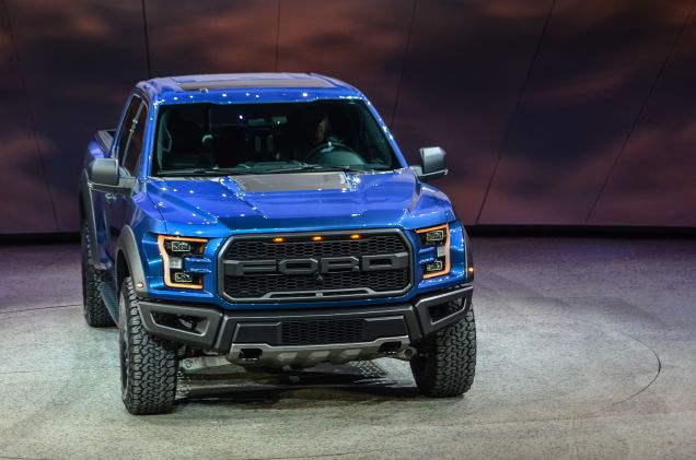 2017 Ford F-150 Raptor: The only truck worthy of replacing my current Ford Raptor...