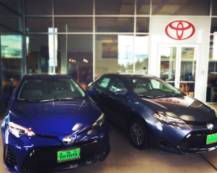 Toyota Camrys have always been known for their style, stability, and safety! See for yourself why these 2017 models received the highest NHTSA 5-Star Overall Safety Rating!  Toyota Camrys are built to last! Amazingly enough, over 90% of all Toyota Camrys sold in the last ten years are still on the road!   Come check them out at the I-5 Toyota dealership: I-5 Toyota is located at 1950 NW Louisiana Ave, Chehalis, WA 98532.    #toyota #camry #toyotacamry2017 #toyotacamry #cars #i5cars #mymixx96