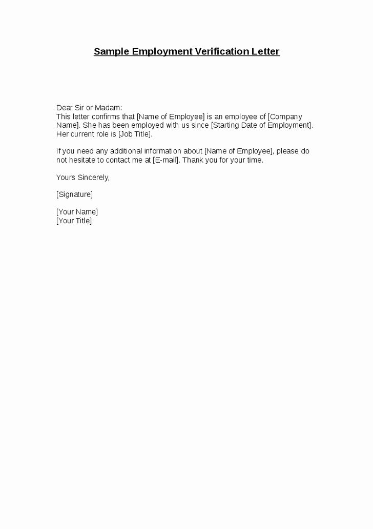 Employment Confirmation Letter Template Doc from i.pinimg.com