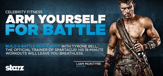 Names of common gym exercises.. Bodybuilding.com - Spartacus War Of The Damned Workout: Arm Yourself For Battle
