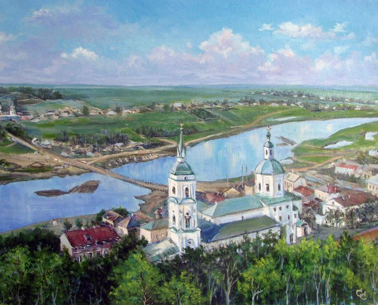 Дорогобуж, 19 век.