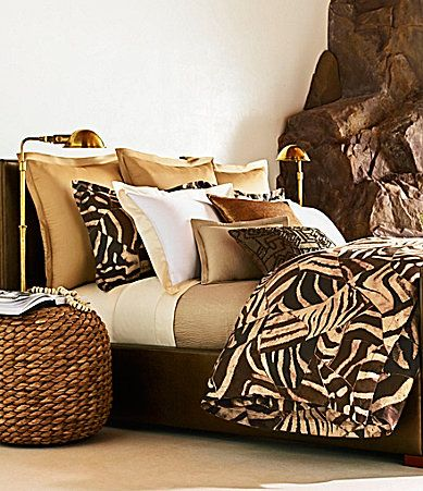 Ralph Lauren Victoria Falls Bedding Collection #Dillards