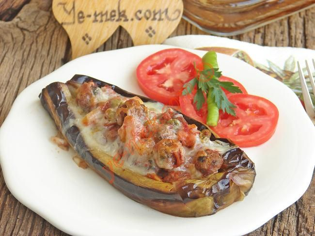 Meatball stuffed eggplant recipe recipes from turkish cuisine in meatball stuffed eggplant recipe recipes from turkish cuisine in english vegetales pinterest stuffed eggplant eggplant recipes and turkish forumfinder Images