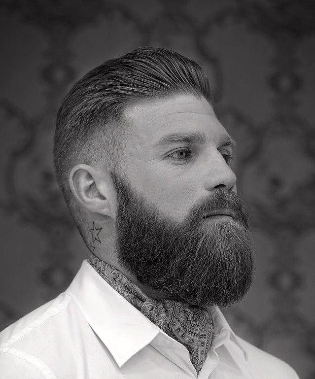 Beard Trimming Styles