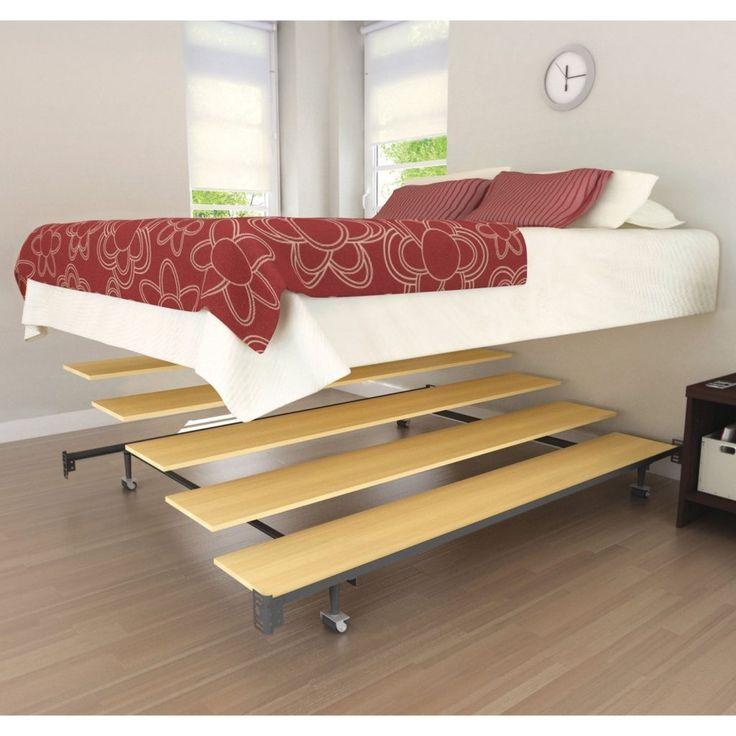 25 best queen bed frames ideas on pinterest queen. Black Bedroom Furniture Sets. Home Design Ideas
