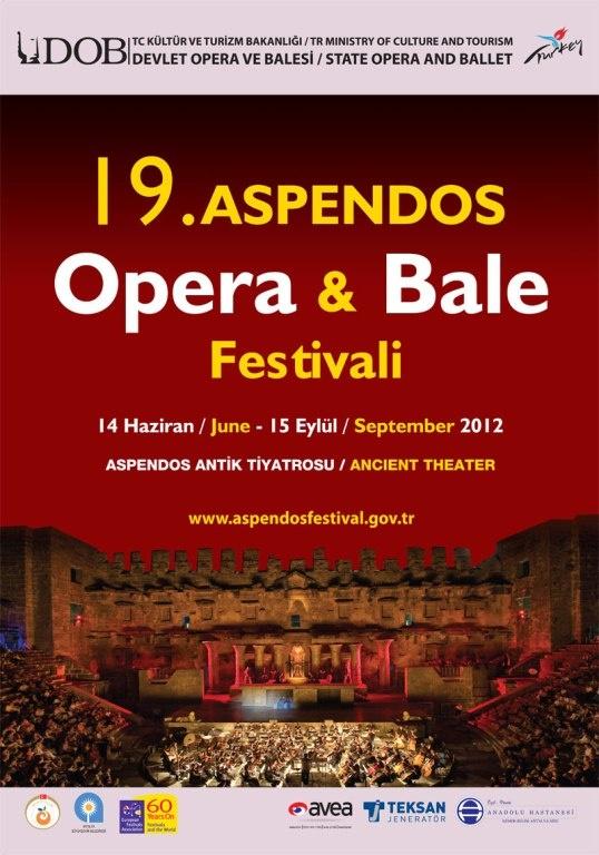 19th Aspendos International Opera and Ballet Festival