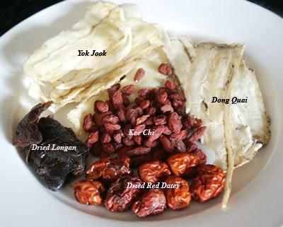 Dong Quai Chicken Herbal Soup (當歸汤)
