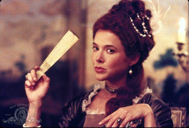 "Annette Bening in ""Valmont"""