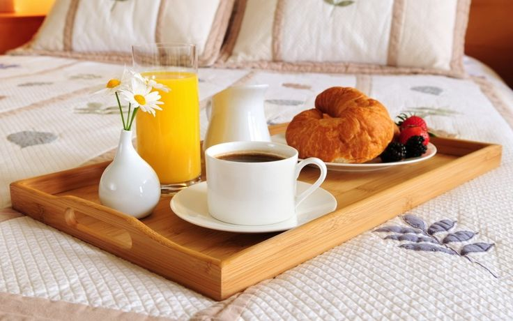 Breakfast in Bed - How to apologize