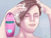 Safely remove hair color