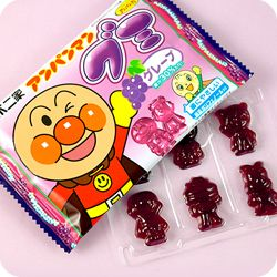 Anpanman Gumi, Grape