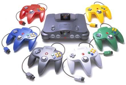 N64.  Golden Eye, Star Fox 64... Need I say more! -Z ---@HANSON Best Games Ever. I dominate at GoldenEye.