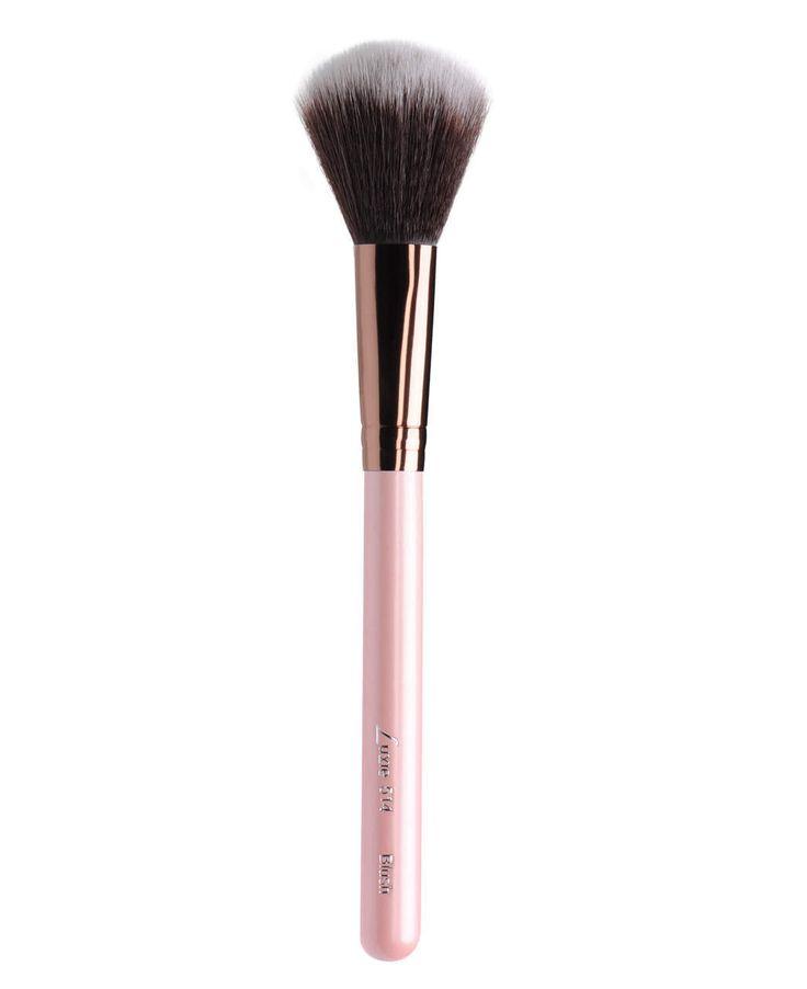 Luxie 514 Blush Face Brush