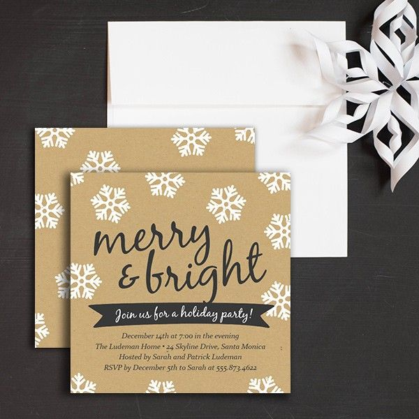 55 best images about Christmas Party Invitations – Diy Christmas Party Invitations