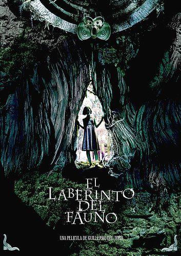 El laberinto del fauno (2006) España. Dir: Guillermo del Toro. Fantástico. Terror. Suspense. Drama. Vida rural. Posguerra - DVD CINE 1038