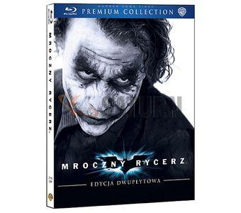 Mroczny rycerz (Premium Collection) The Dark Knight [Blu-ray]