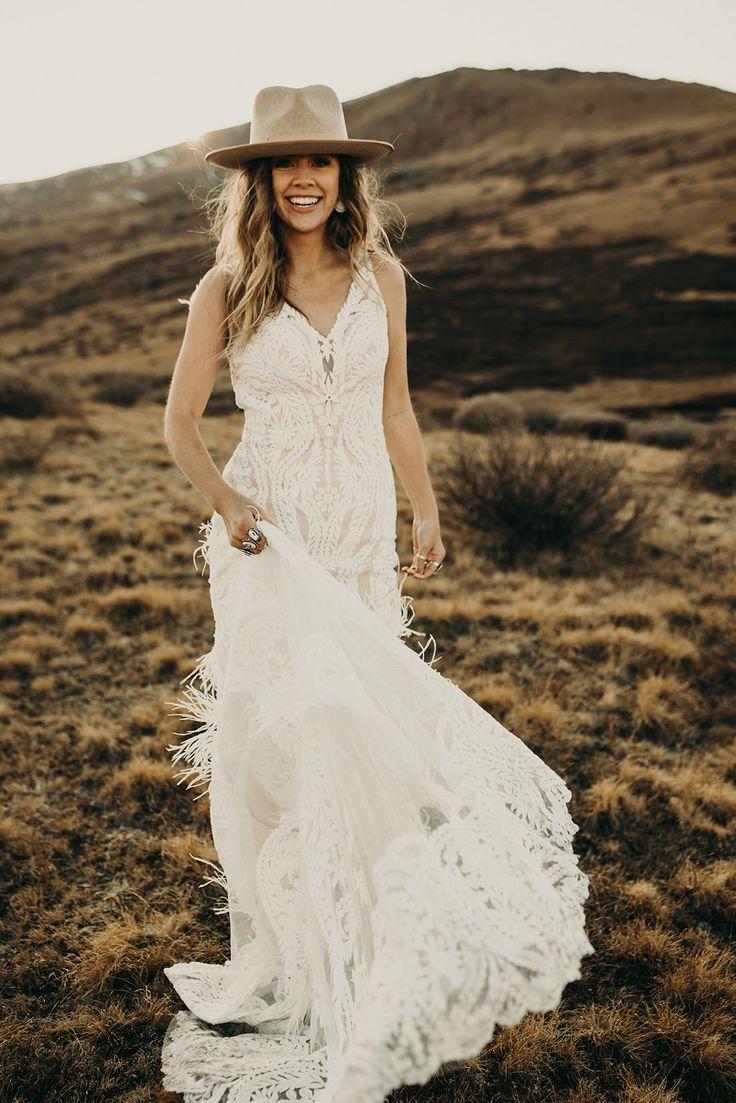 Essense of Australia Launches New Bohemian Wedding Dress Line: All Who Wander | Wedding dresses, Bohemian wedding dress, Boho bohemian dress