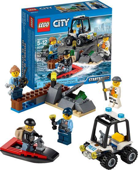 LEGO City Police - Prison Island Starter Set