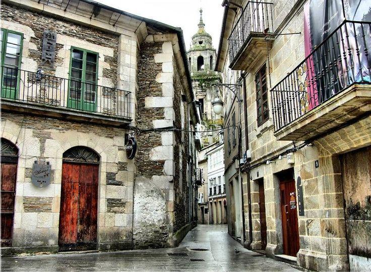 Lugo, Galicia.