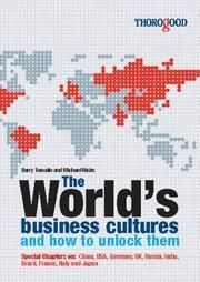 Tomalin, Barry ; Nicks, Mike: The world's business cultures and how to unlock them