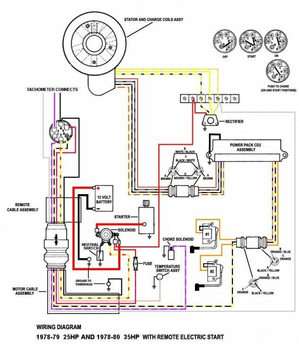 16 Mercury Wiring Diagram Mercury Outboard Outboard Diagram