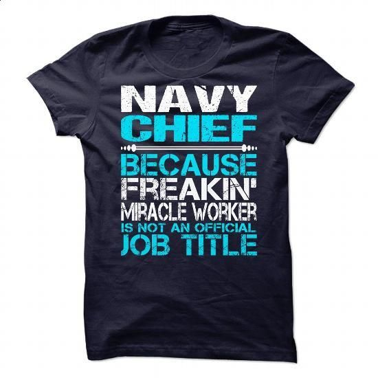 Awesome Tee For Navy Chief - #zip up hoodies #personalized hoodies. I WANT THIS => https://www.sunfrog.com/No-Category/Awesome-Tee-For-Navy-Chief.html?60505