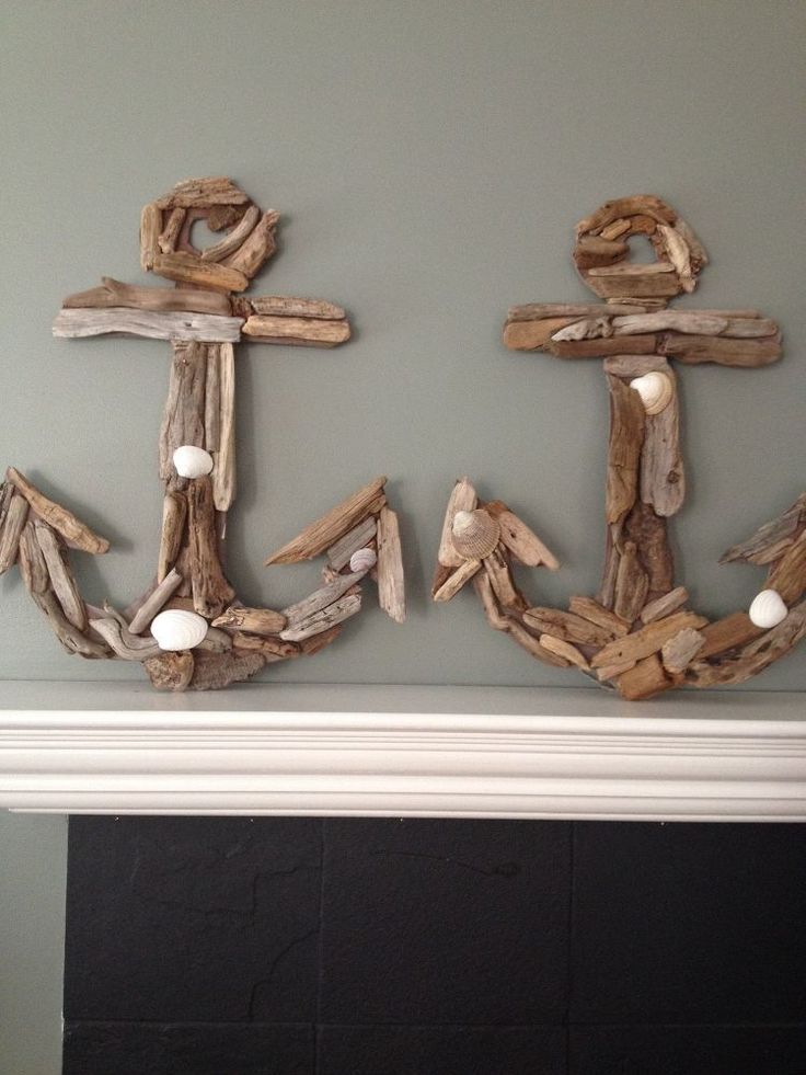 Driftwood+Anchor+and+Whale