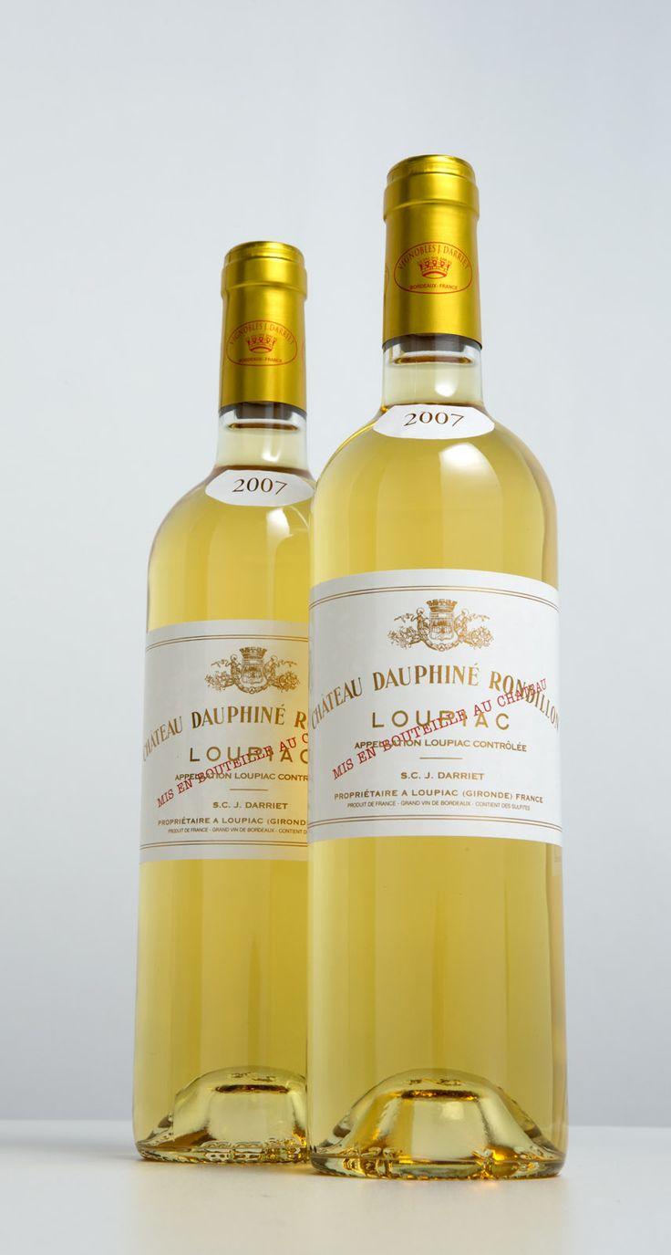 Venez déguster les vins du château Dauphiné-Rondillon, lors d'une visite guidée, pour cela il faut simplement réserver votre visite sur le site Wine Tour Booking