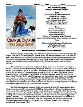 185 best high school homeschool images on pinterest high school the following eight page study guide film packet is used to accompany the charlie chaplin fandeluxe Gallery