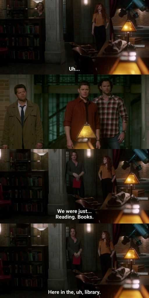 SUPERNATURAL S13E21 Well   I didn't see THAT coming! Gabriel and