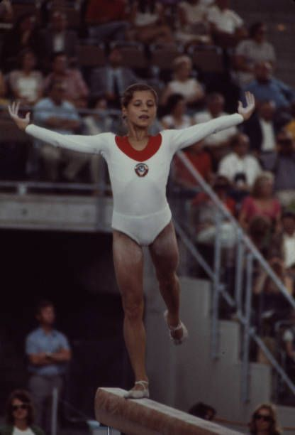 Гимнастка зинаида воронина фото олимпийская